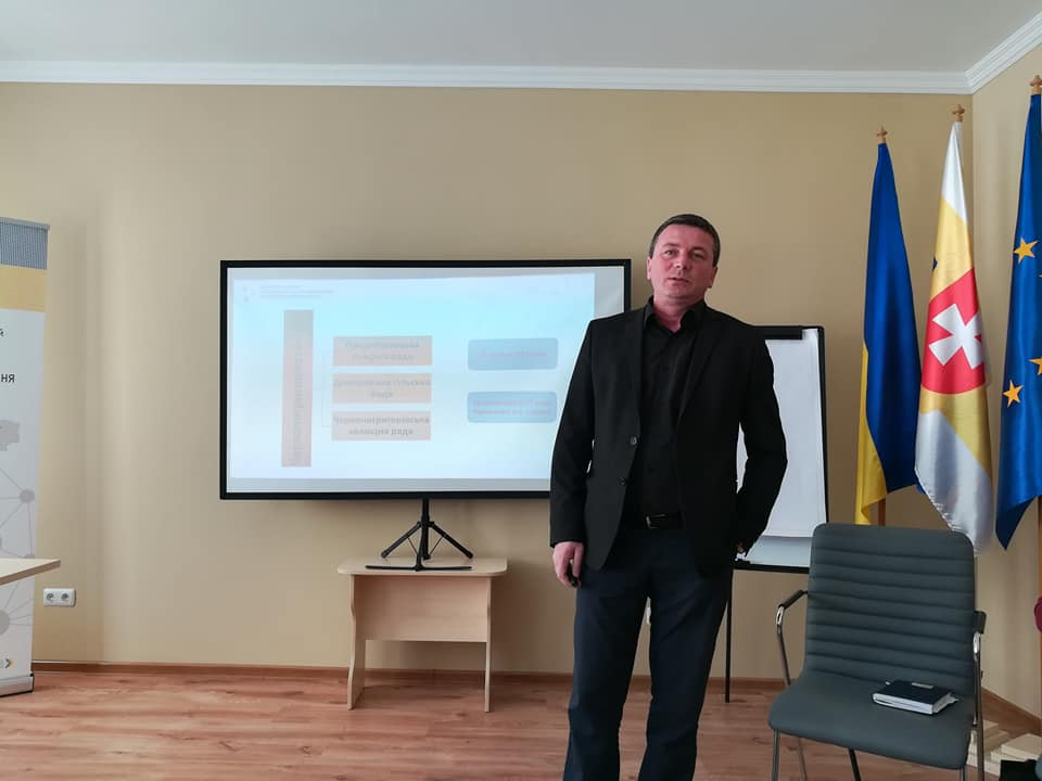 Steps to successful start of starostas in Dnipropetrovsk Oblast: from hromadas' amalgamation to problem solving and implementation of plans