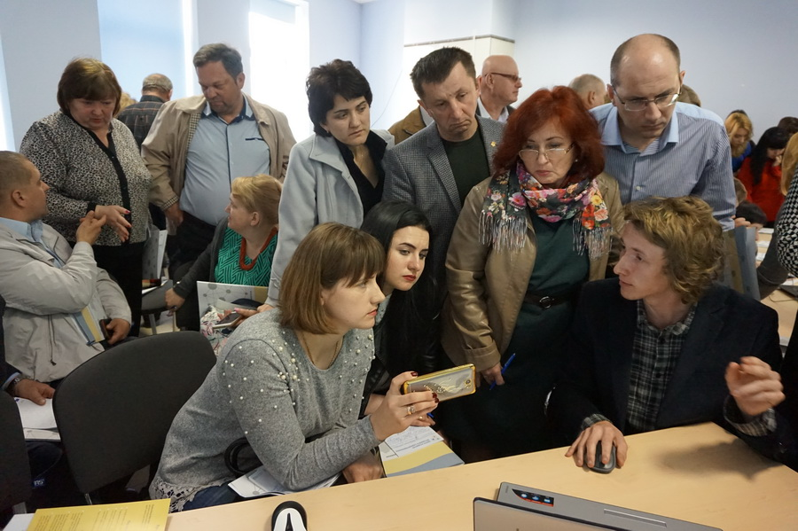 AHs of Ivano-Frankivsk Oblast to select Medical Information Systems
