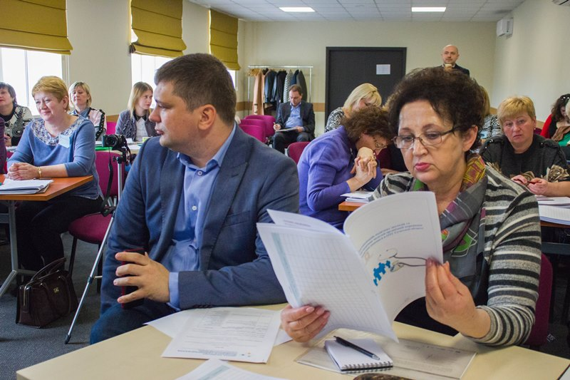 Autonomisation of healthcare institutions, organisation of primary healthcare in hromadas - representatives of AHs of Sumy Oblast trained to work under healthcar reform