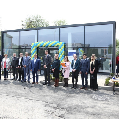 First energy-efficient ASC in Khmelnytskyi Oblast built in Polonska AH