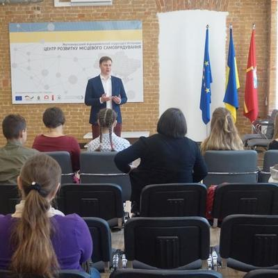 Children's ideas to change hromada