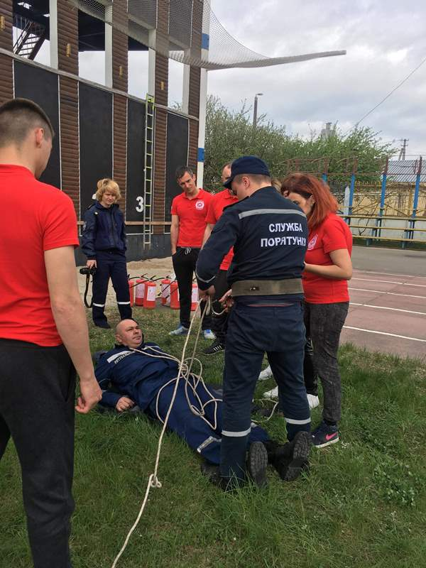 Experts taught how to establish safe hromada