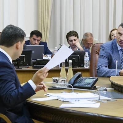 Реформи в Україні мають проводитися виключно в інтересах громадян і з огляду на їх потреби, – Глава Уряду на засіданні Асоціації міст
