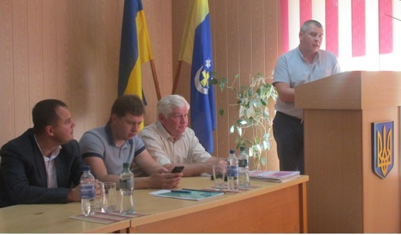 Two more rayon centres of Poltava Oblast initiated AH formation