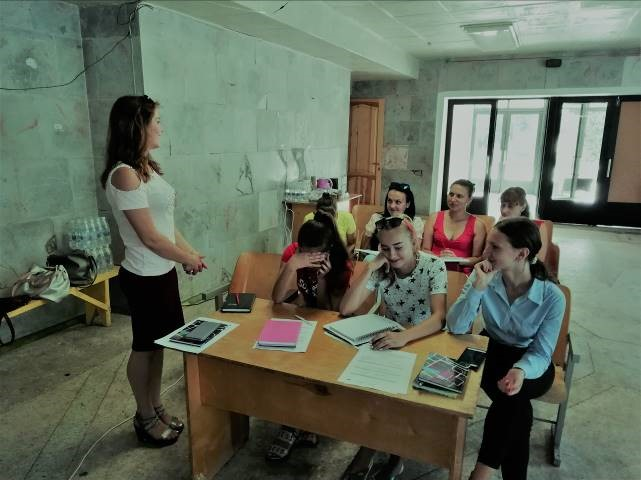Horodnytska AH prepares youth community development programme