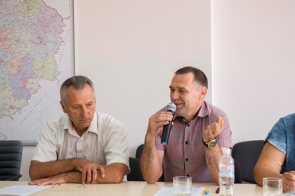 "Pilot project ""Our Energy – Energy Capable Hromada"" presented in Kharkiv Oblast"