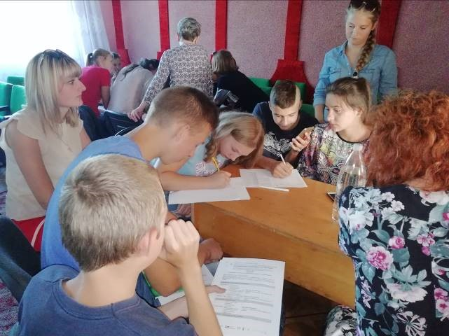 Youth centre to be opened in Semenivska AH