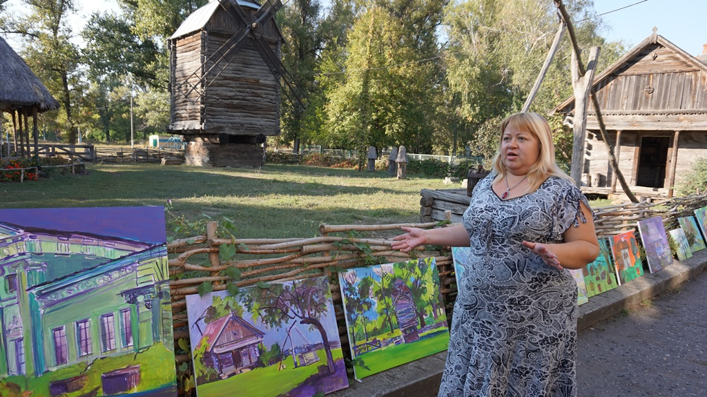 Agriculture and green tourism – development prospects of Cherkaska AH