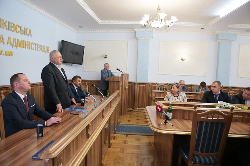 Eleven amalgamated hromadas of Prykarpattia received agricultural land outside settlements