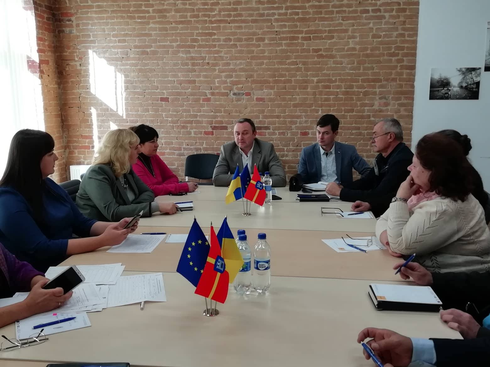 Who will pay? Zhytomyr and surrounding AHs establish intermunicipal cooperation