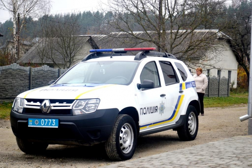 Police station started operating in Starobohorodchanska AH