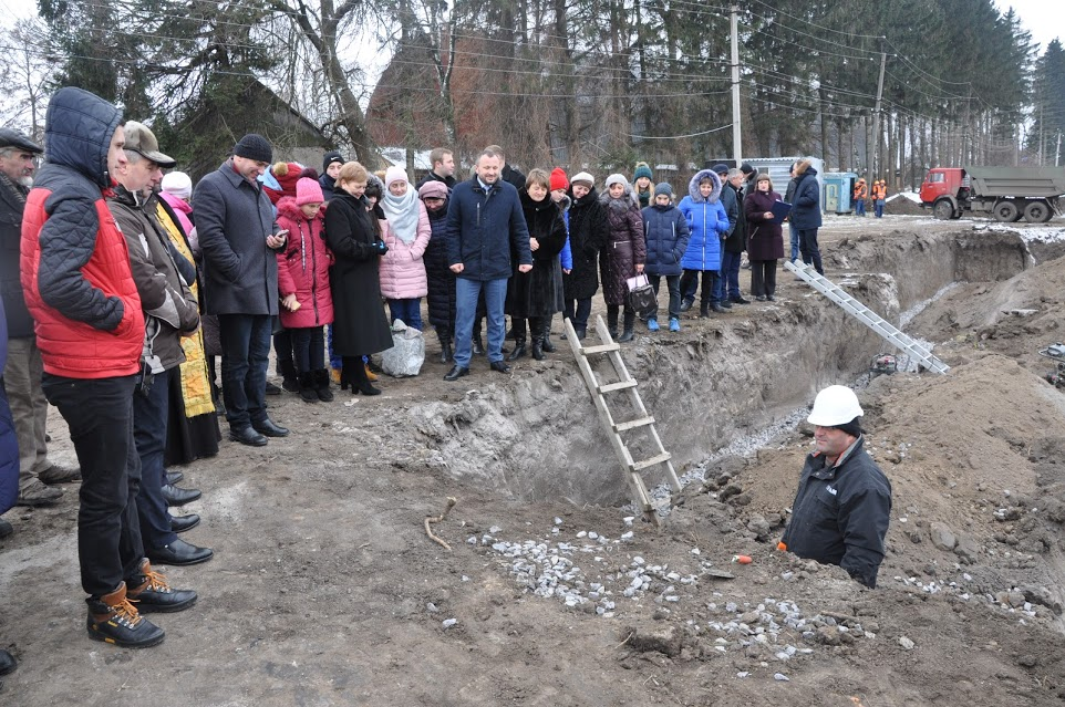 Zhdanivska AH started construction of rural outpatient clinic