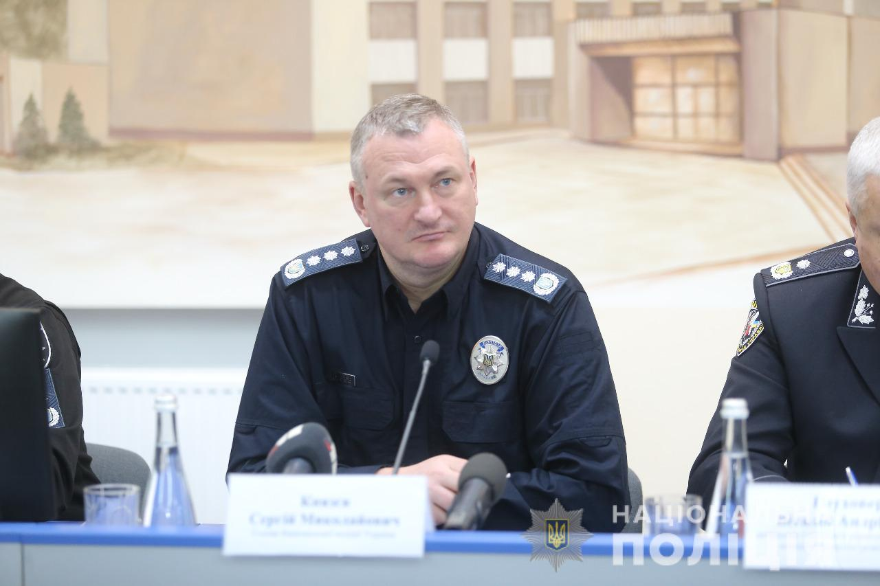 Hromada police officers to appear in Ukraine