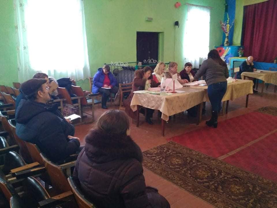 6 AHs of Zhytomyr Oblast elected their heads and deputies