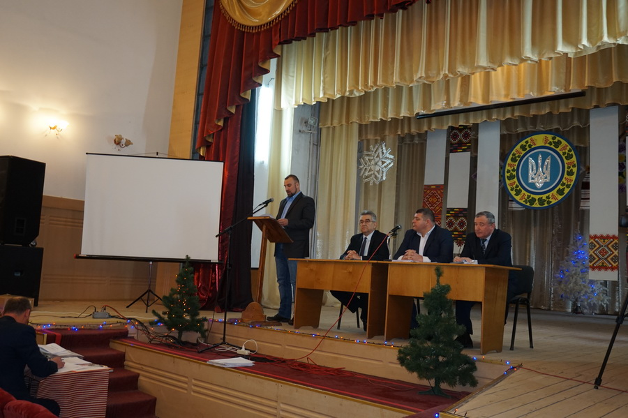Tlumatska AH approved its development strategy with an emphasis on villages' integration