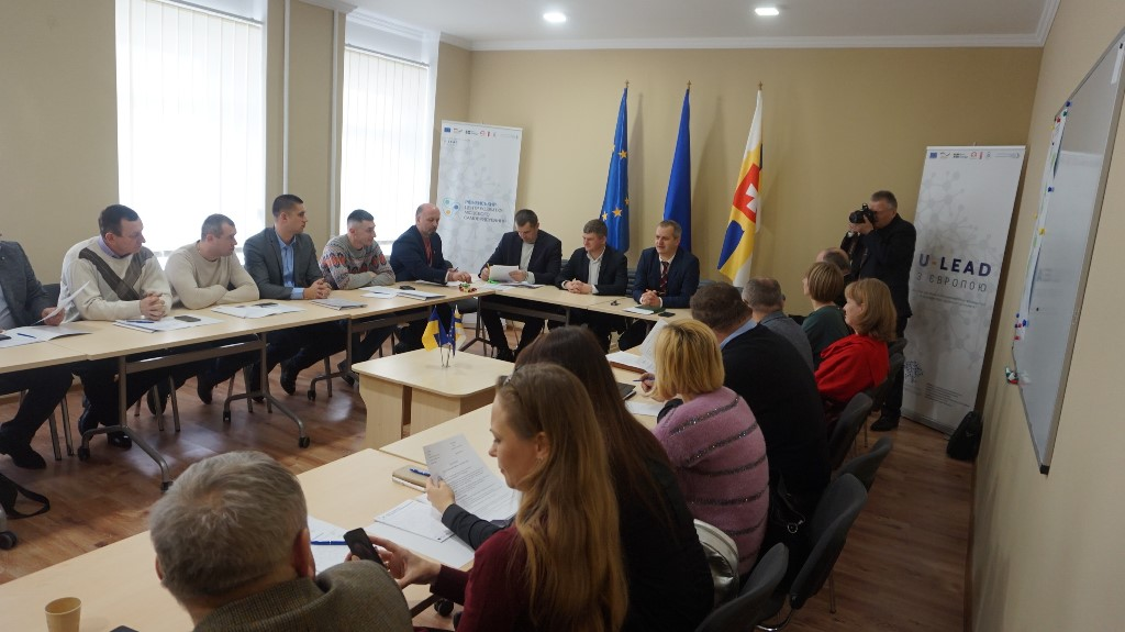 """Leaders of Changes"" project launched in Rivne Oblast"