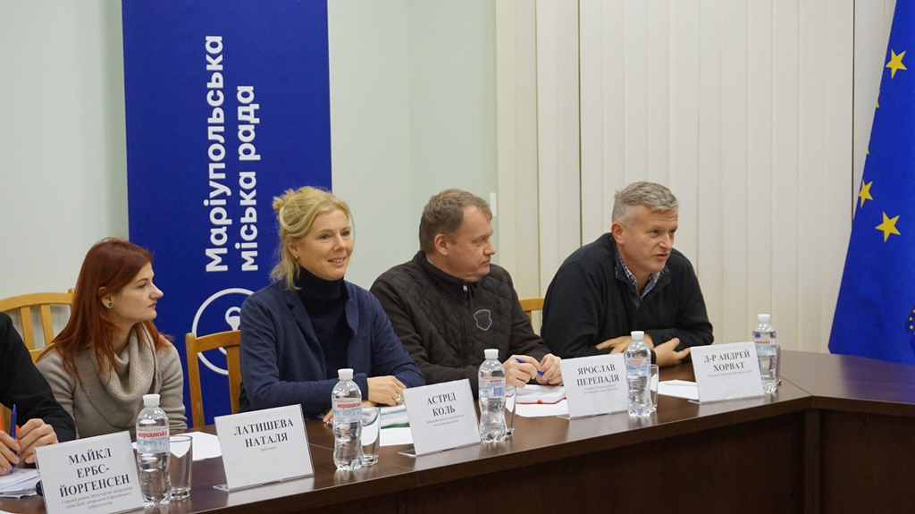 U-LEAD with Europe Programme plans to strengthen its support in Azov Sea region