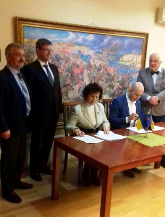 Schools of the largest Ukrainian rural AH to receive Lithuanian software