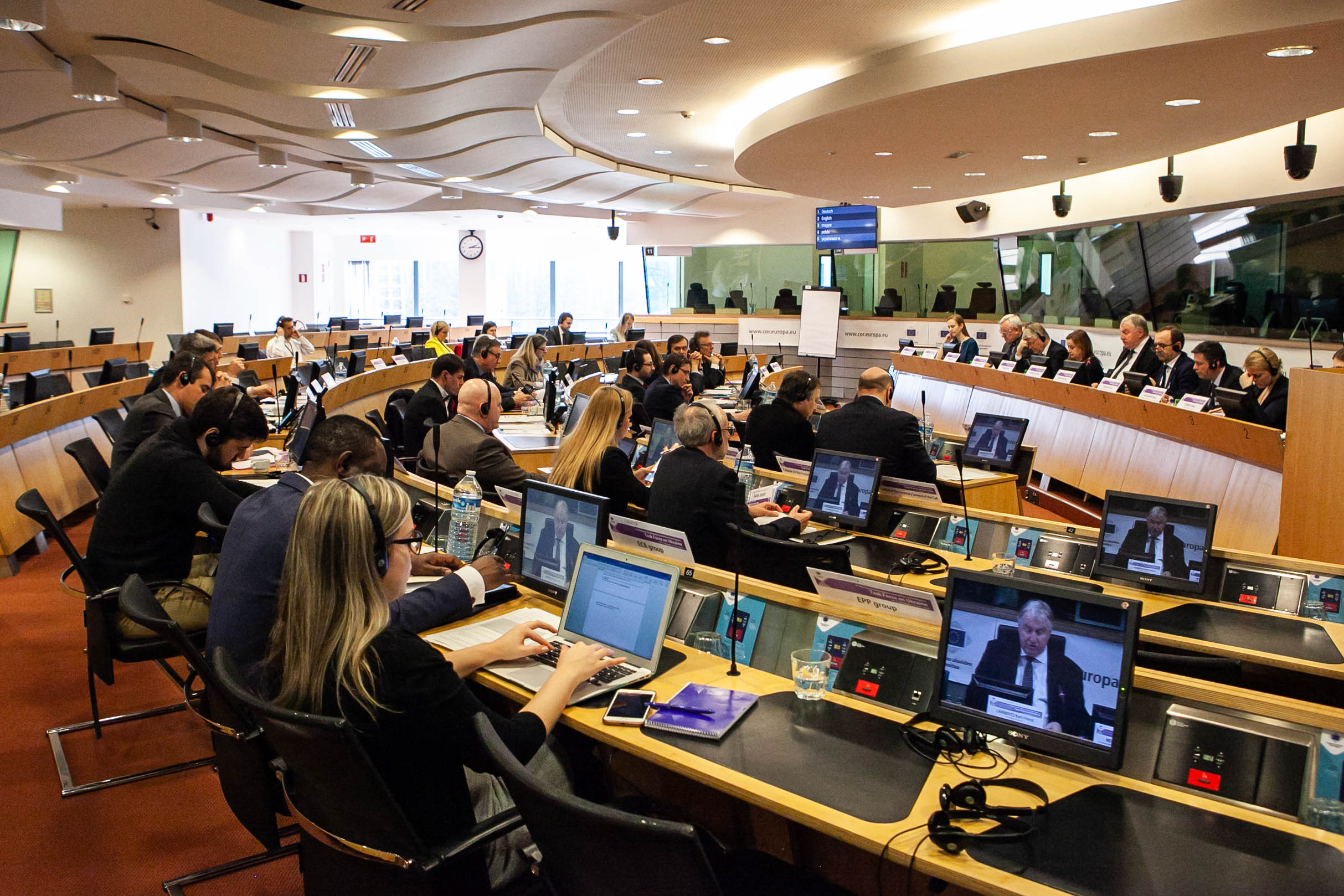 "Ukraine managed to make significant progress in creating conditions for hromadas and regions' development, - EU Committee of the Regions – Ukraine ""synchronised decentralisation watches"""