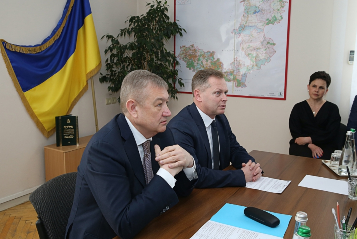 Kharkiv Rayon defined primary healthcare development priorities