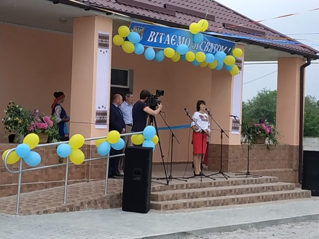 All services under one roof: Hromada office opened in Sokyrynetska AH