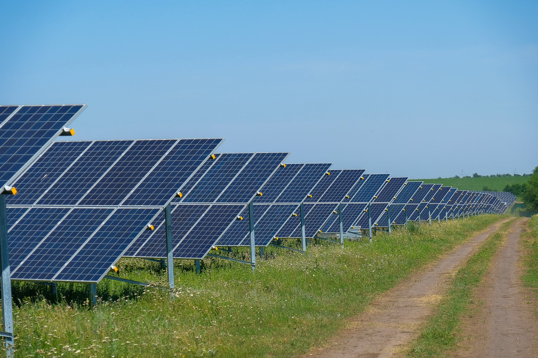 One more solar power plant built in Dnipropetrovsk Oblast